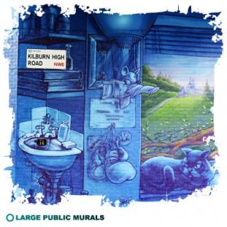 Case Study : Large Public Mural